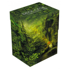 Ultimate Guard Deck Box Deck Case Lands Edition 2 - Forest