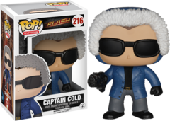 Funko POP Vinyl Figure The Flash the Television Series - Captain Cold 216