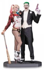 Suicide Squad Movie: The Joker and Harley Quinn [Statue] by DC Collectibles
