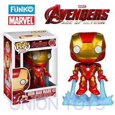 Funko POP Vinyl Bobble-Head Figure Marvel Avengers Iron Man Mark 43 #66 - VAULTED