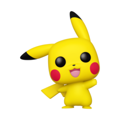 Funko POP Games Vinyl Figure Pokemon - Pikachu 553