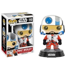 Funko POP Vinyl Bobble-Head Figure Star Wars The Force Awakens - Snap Wexley 110