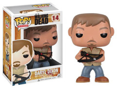 Funko POP Vinyl Figure AMC The Walking Dead Daryl Dixon 14 - VAULTED