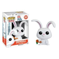 Funko POP Vinyl Figure Movies The Secret Life of Pets - Snowball 297