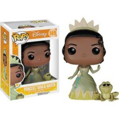 Funko POP Vinyl Figure Disney Series 7 The Princess and the Frog - Tiana & Naveen 149