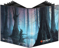 Ultra Pro- Magic Unstable Swamp Pro Binder Side-Loading 9 Pocket - Holds 360 Cards