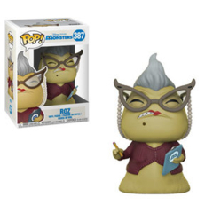 Funko POP Vinyl Figure Disney Pixar Monsters - Roz 387