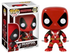 Funko POP Vinyl Bobble-Head Figure Marvel Deadpool - Deadpool (with Swords) 111