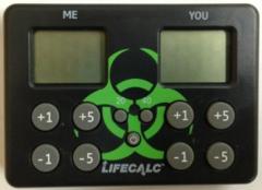 Legion LifeCalc - Green