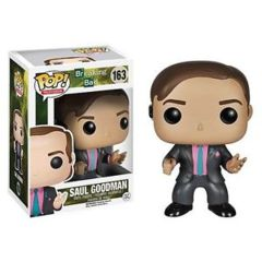 Funko POP Vinyl Figure Breaking Bad Saul Goodman 163 - VAULTED