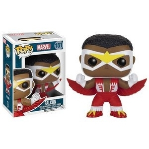 Funko POP Vinyl Bobble-Head Figure Marvel - Falcon 151