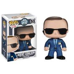 Funko POP Vinyl Bobble-Head Figure Marvel Agents of S.H.I.E.L.D - SHIELD - Agent Coulson 53