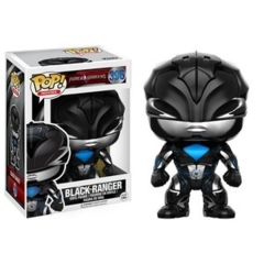 Funko POP Vinyl Figure Movies Power Rangers - Black Ranger 396