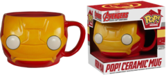 POP! Home Ceramic Mug / Cup - Marvel Avengers Age of Ultron - Iron Man