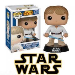 Funko POP Vinyl Bobble-Head Figure Star Wars Luke Skywalker (Tatooine) 49