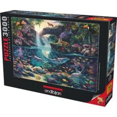 Anatolian Puzzle Jungle Paradise - 3000 pc