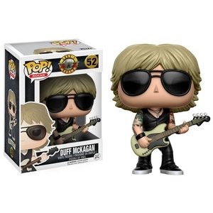 Funko POP Vinyl Figure POP! Rocks - Guns N Roses - Duff McKagen 52