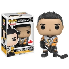 Funko POP Hockey Pittsburgh Penguins - Sidney Crosby (Away) 02 - EXCLUSIVE
