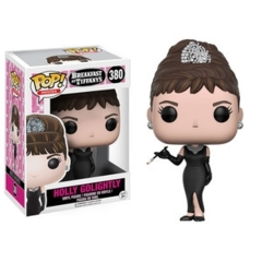 Funko POP Vinyl Figure Movies Breakfast at Tiffany's - Holly Golightly 380