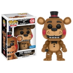 Funko POP Games Vinyl Figure FNAF Five Nights at Freddy's - Toy Freddy 128 - EXCLUSIVE