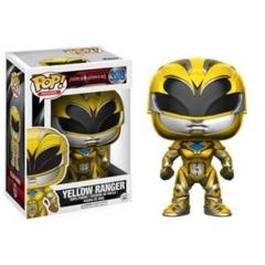 Funko POP Vinyl Figure Movies Power Rangers - Yellow Ranger 398