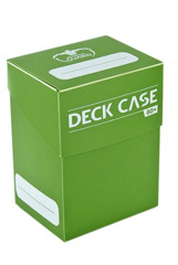 Ultimate Guard - Deck Case 80+ Green