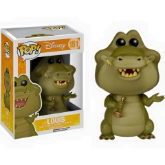 Funko POP Vinyl Figure Disney Series 7 The Princess and the Frog - Louis 151 - VAULTED