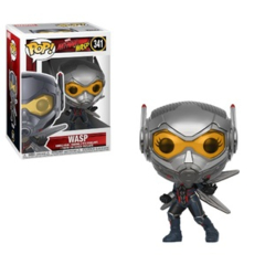 Funko POP Vinyl Bobble-Head Figure Marvel Ant-Man and the Wasp - Wasp 341