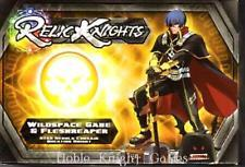 Relic Knights: Wildspace Gabe & Fleshreaper - Star Nebula Corsair Questing Knight