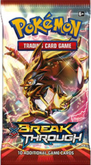 Break Through BreakThrough Booster Pack