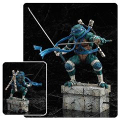 Good Smile Company TMNT Teenage Mutant Ninja Turtles Leonardo by James Jean Statue