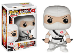 Funko POP Vinyl Figure Animation G.I. Joe - Storm Shadow 43