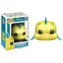 Funko POP Vinyl Figure Disney The Little Mermaid Disney Series 9 - Flounder 237