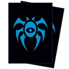Ultra PRO Magic Deck Protector Standard: Guilds of Ravnica - Dimir Card Sleeves (100 ct)
