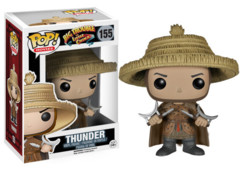 Funko POP Vinyl Figure Big Trouble in Little China Thunder 155 - VAULTED