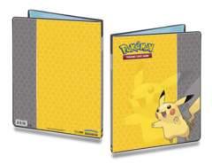 Ultra Pro Pokemon Pikachu Binder 9 Pocket - Holds 180 Cards