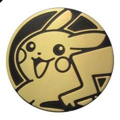 Pokemon Collectible Coin