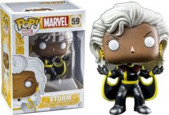 Funko POP Vinyl Bobble-Head Figure Marvel Storm 59 - EXCLUSIVE BLACK SUIT