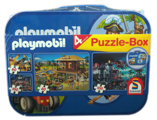 Puzzle-Box Paymobil-5+- 55599