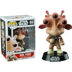Funko POP Vinyl Bobble-Head Figure Star Wars Ree Yees 95 - EXCLUSIVE