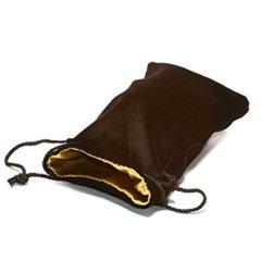 Koplow Velvet Dice Bag (5