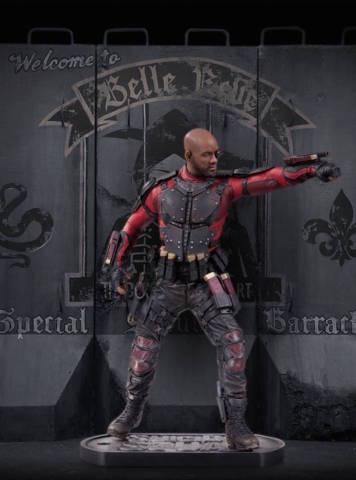 DC Comics Suicide Squad Deadshot Statue