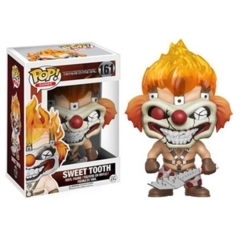 Funko POP Games Vinyl Figure Twisted Metal - Sweet Tooth 161