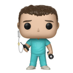 Funko POP Vinyl Figure Television Stranger Things - Bob (In Scrubs) 639