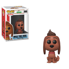 Funko POP Vinyl Figure Books Dr. Seuss - The Grinch - Max the Dog 660