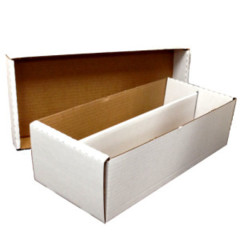 Cardboard Box 1600 card with Lid