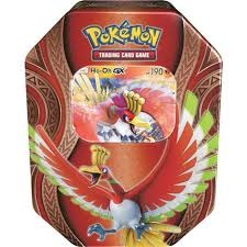 Mysterious Powers  Tin - Ho-Oh GX