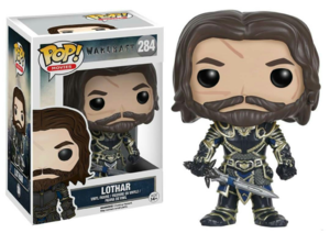 Funko POP Vinyl Figure Movies Warcraft - Lothar 284