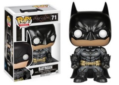 Funko POP Vinyl Figure Batman Arkham Knight Batman 71
