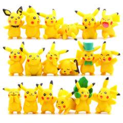 Pikachu Figures